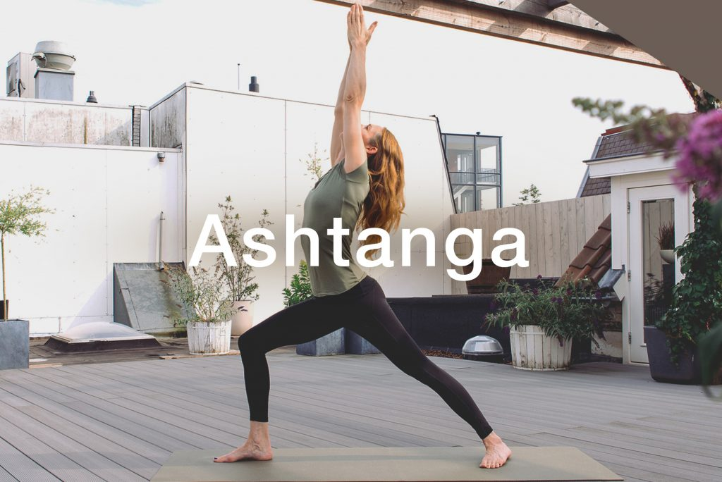Ashtanga yoga in De Lier, Westland | Yoga school UP to You