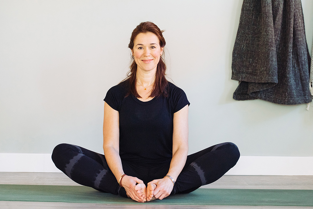 Vinyasa yoga met Jannie | Yoga school UP to You Westland